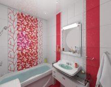 плитка для ванной в хрущевке