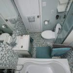 керамическая плитка для ванной в хрущевке