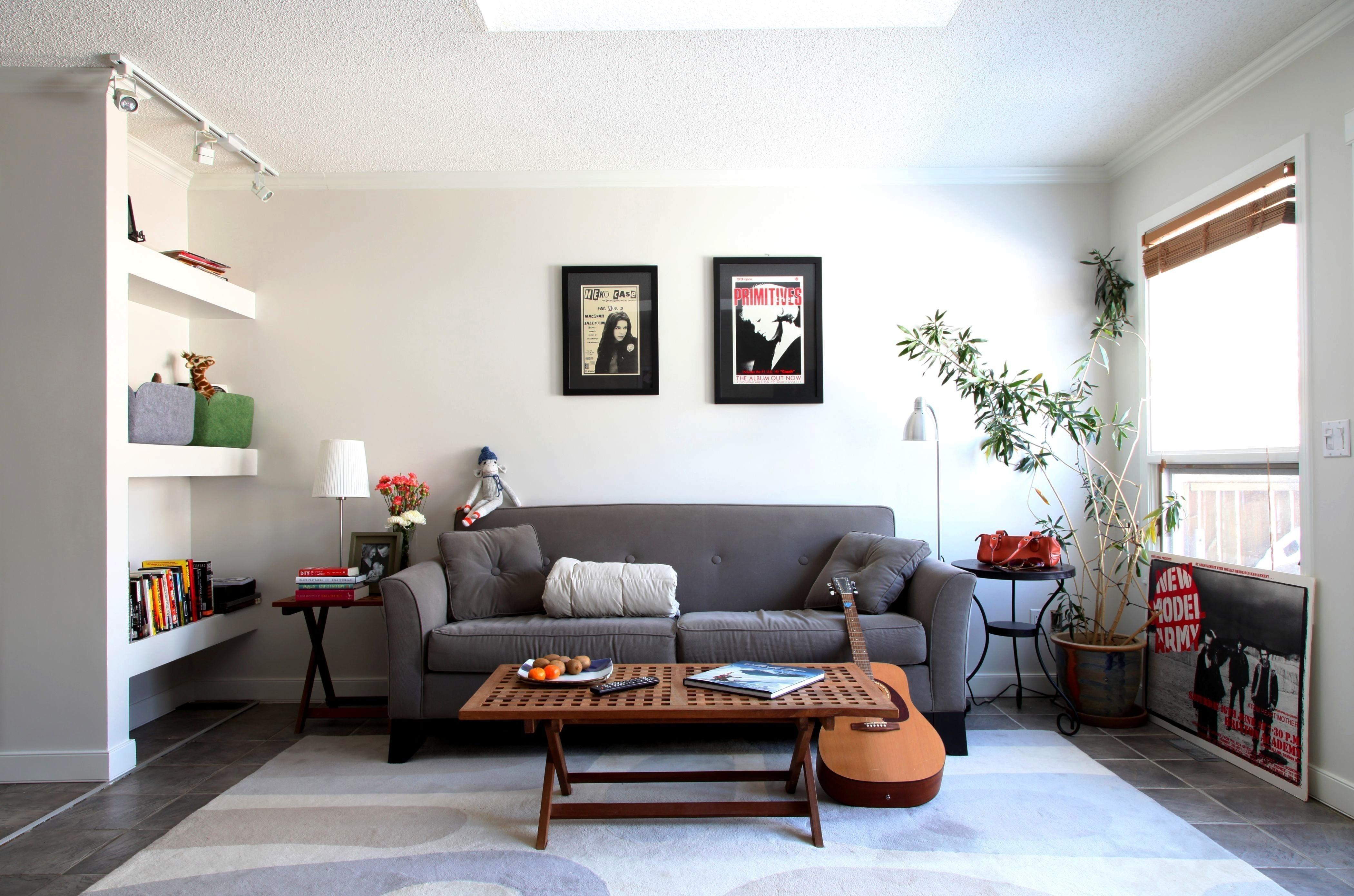 Картинки в интерьере гостиной фото