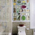 Декор ванной комнаты набор декоративных тарелок