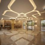 дизайн интерьера в холле