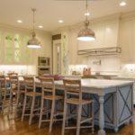Дизайн кухни в частном доме стилизация под прованс