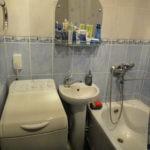Дизайн ванной комнаты в хрущевке без унитаза