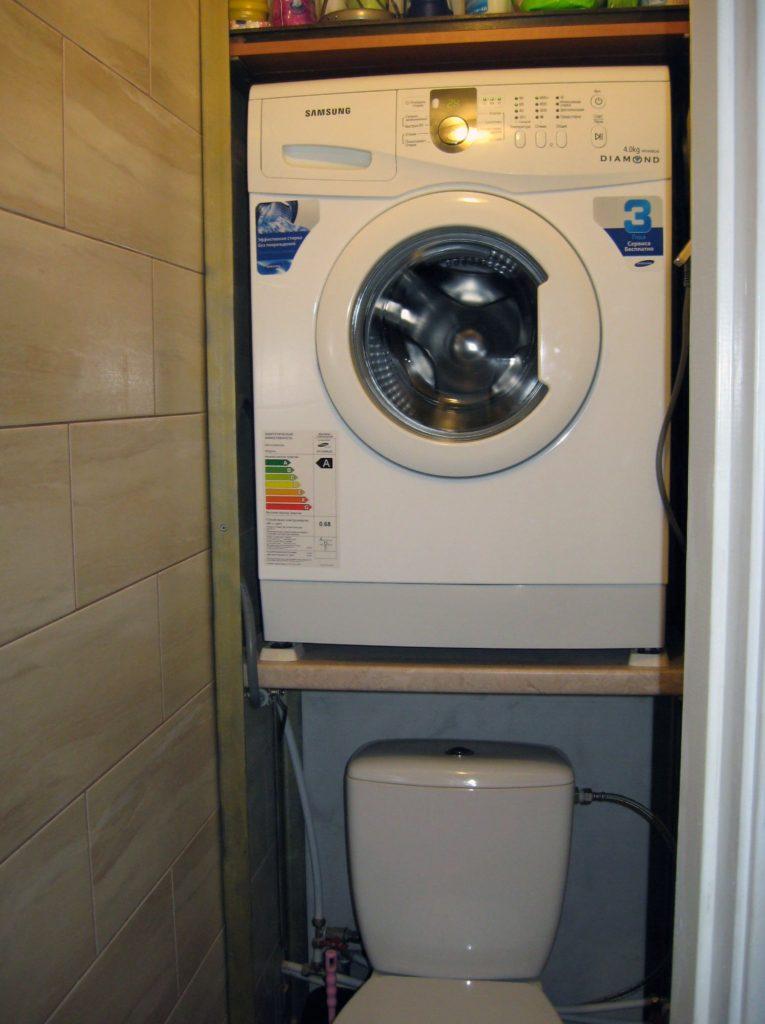 Дизайн ванной комнаты в хрущевке стиральная машина флоп