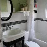 Дизайн ванной комнаты в хрущевке винтажный стиль