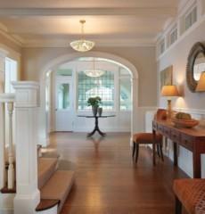 холл в доме и квартире фото