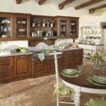 итальянская кухня дизайн идеи