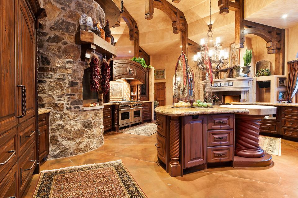 итальянская кухня дизайн интерьера