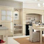 итальянская кухня фото интерьера