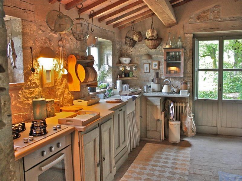 итальянская кухня интерьер идеи
