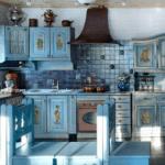 итальянский стиль на кухне