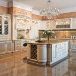итальянский стиль на кухне дизайн фото