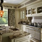 итальянский стиль на кухне фото оформление