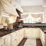 итальянский стиль на кухне интерьер