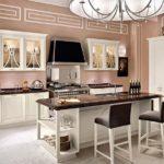 итальянский стиль на кухне интерьер фото