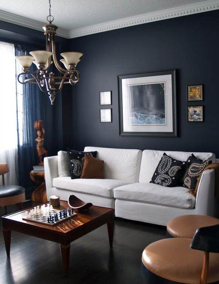 Картины в интерьере гостиной акварель в рамках