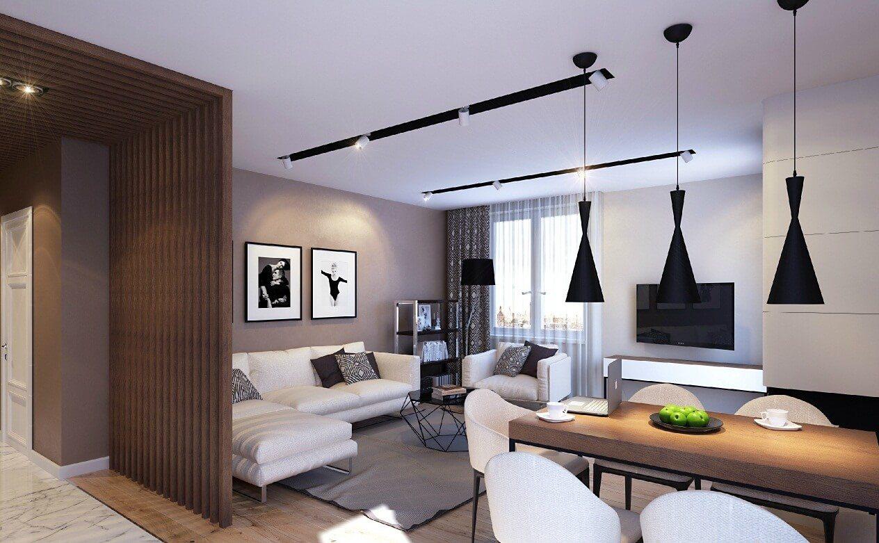дизайн кухни гостиной 18 квм 75 современных вариантов интерьера