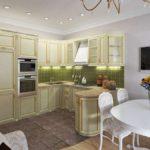 кухня гостиная 18 м2 фото дизайна