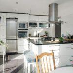 кухня гостиная 18 м2 линейная