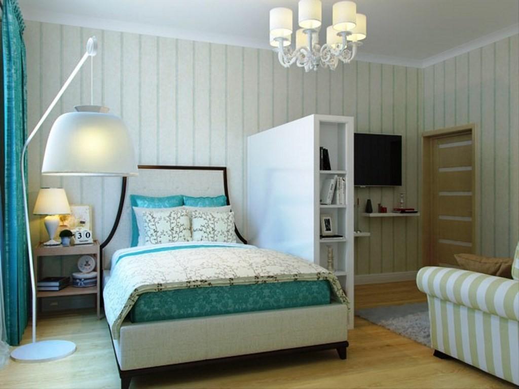 спальня гостиная прованс