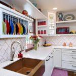 плитка для кухни декор идеи