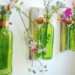 Поделки для кухни своими руками настенные вазы из бутылок