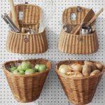 Поделки для кухни своими руками плетенки для продуктов и посуды