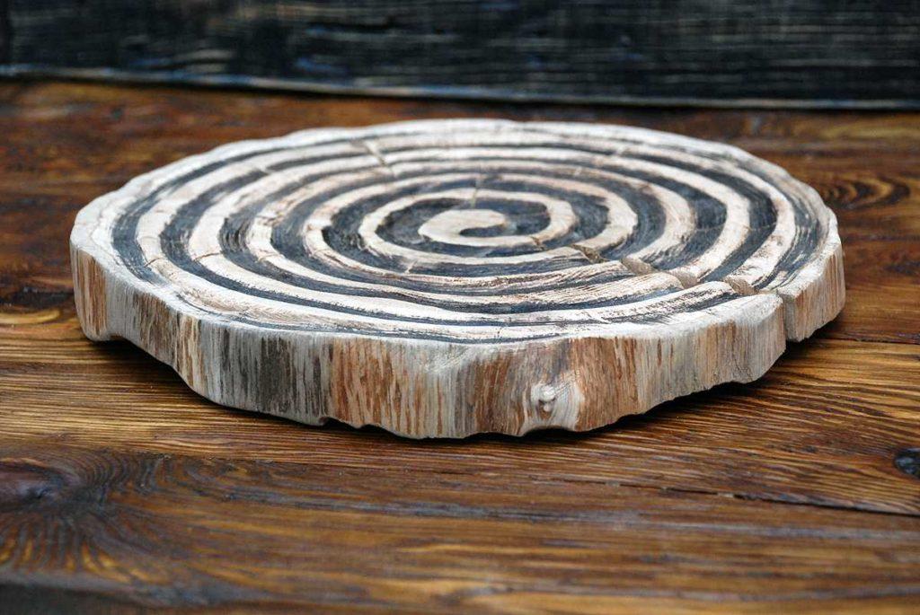 Поделки для кухни своими руками подставка под горячее