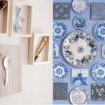 Поделки для кухни своими руками расписные тарелки и рамочки