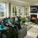 шторы в гостиной дизайн