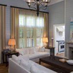 шторы в гостиной идеи интерьер