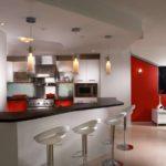 современная кухня фото декор