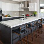 современная кухня фото интерьер