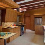 современная кухня фото планировки