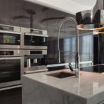 современная кухня интерьер дизайн фото
