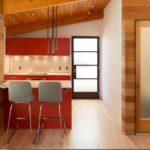 современная кухня планировка фото