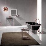 Современный дизайн ванной комнаты минимализм