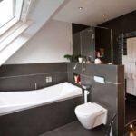 ванная с душевой кабиной идеи интерьера