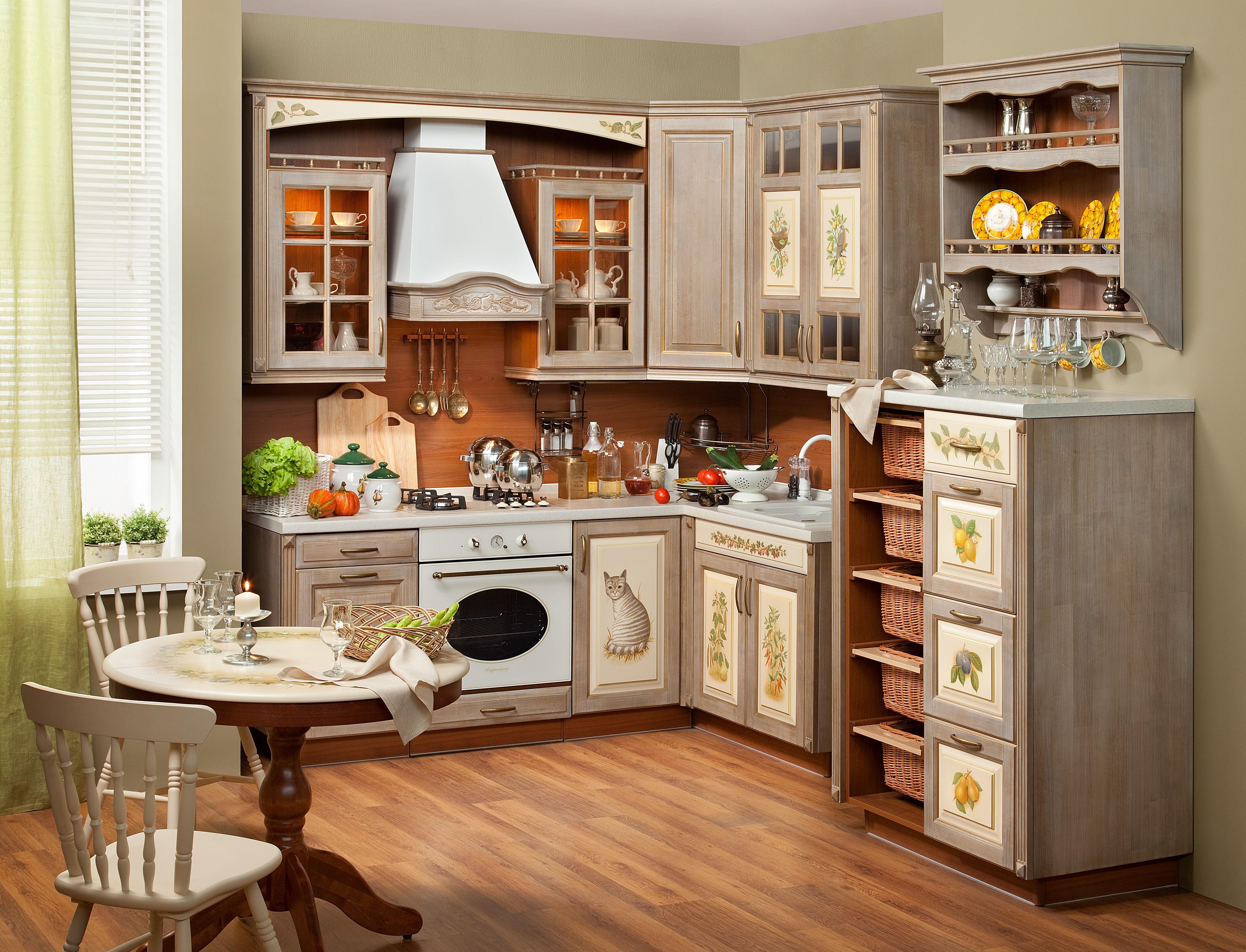 декор для кухни идеи дизайна