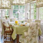 декор окна на кухне интерьер идеи