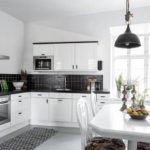 дизайн кухни гостиной 15 кв метров фото