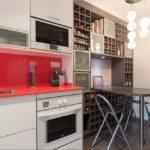 дизайн кухни гостиной 15 кв метров оформление фото