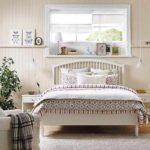идея необычного декора спальни фото