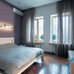 идея красивого стиля спальни 15 кв.м фото