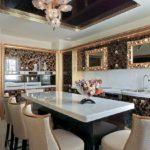 идея красивого стиля кухни фото