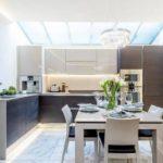кухня гостиная 15 м2 дизайн идеи