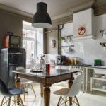 кухня гостиная 15 м2 идеи оформления