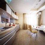 кухня гостиная 15 м2 интерьер идеи