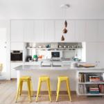 кухня гостиная 15 м2 оформление