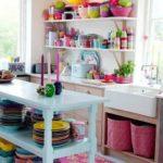 кухня с декором фото идеи